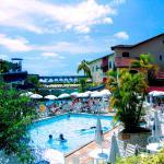parque aquático Hotel Fazenda Colina Verde, São Pedro