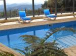 piscina aquecida Pousada Morada das Nuvens em Monte Verde