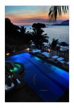 piscina Barra do Piúva Porto Hotel, Ilhabela