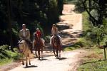 cavalgada em Monte Verde