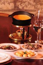 fondue, Toribinha Bar & Fondue