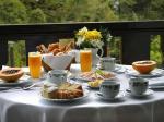 chá da tarde, Hotel Toriba