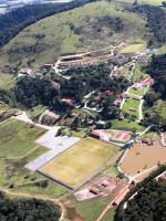 Hotel Estância Atibainha - vista aérea