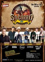 23 Rodeo Festival Country - 2014 - Socorro (SP)