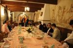 Champanhes Rothschild - jantar de apresentação - Hotel Toriba