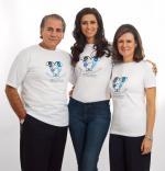 Projeto Boa Visão Boa Educação (Dr. Marcelo Cunha, Maria Fernanda Candido e Dra. Rosana Pires da Cunha)