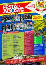 Festas de Agosto 2015 em Socorro