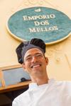 Emp�rio dos Mellos (Campos do Jordão SP) chef Francisco Lima_foto Jayro Lemos.